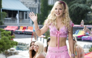 Anna Faris HD Wallpaper