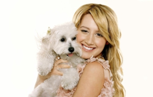 Ashley Tisdale HD Wallpaper
