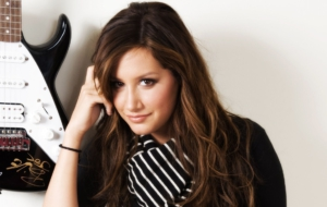 Ashley Tisdale For Desktop Background