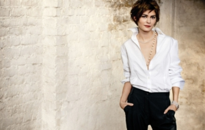 Audrey Tautou HD Background