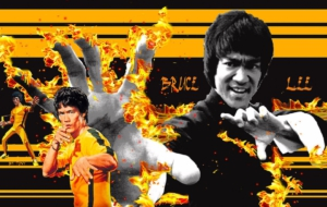 Bruce Lee Computer Wallpaper