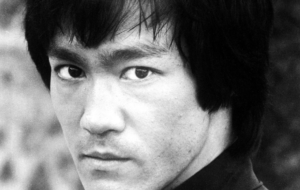Bruce Lee HD Background