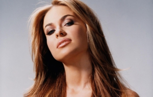 Carmen Electra HD Background