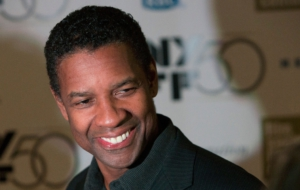 Denzel Washington HD Background