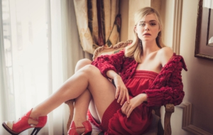 Elle Fanning For Desktop Background