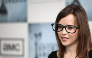 Ellen Page Background
