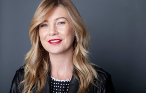 Ellen Pompeo HD Background