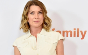 Ellen Pompeo HD Wallpaper
