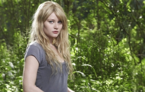 Emilie De Ravin HD Wallpaper