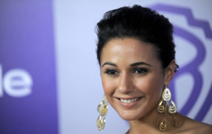 Emmanuelle Chriqui For Desktop Background