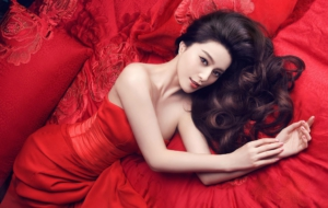 Fan Bingbing HD Background