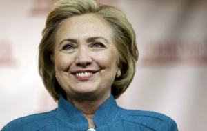 Hillary Rodham Clinton HD Wallpaper
