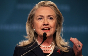 Hillary Rodham Clinton Wallpapers