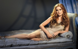 Isla Fisher Desktop Wallpaper