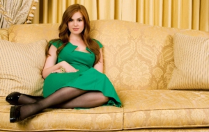 Isla Fisher HD Background