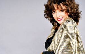Joan Collins HD Desktop