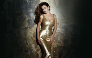 Kelly Brook Background