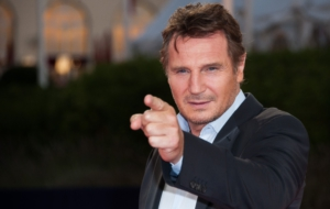 Liam Neeson HD Background