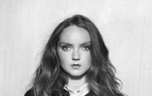 Lily Cole HD Background