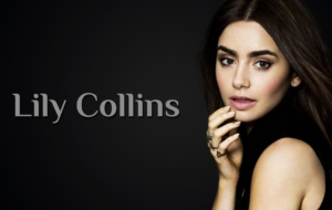 Lily Collins HD
