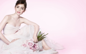 Lily Collins For Desktop Background