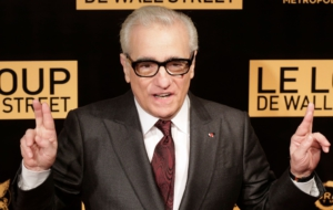 Martin Scorsese HD Background