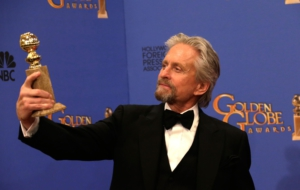 Michael Douglas Background