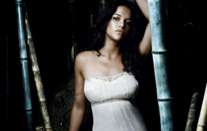 Michelle Rodriguez For Desktop Background