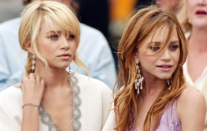 Olsen Twins HD Wallpaper