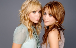 Olsen Twins Wallpaper
