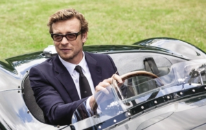 Simon Baker High Definition Wallpapers