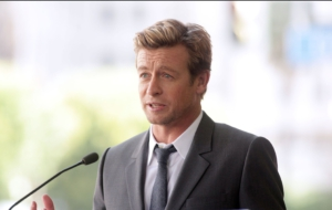 Simon Baker High Quality Wallpapers