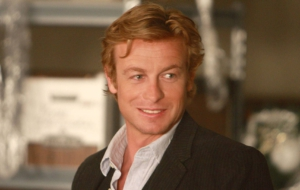 Simon Baker Wallpaper