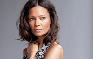 Thandie Newton HD Wallpaper