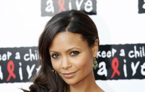 Thandie Newton Wallpaper