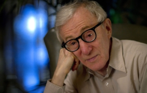 Woody Allen HD Background