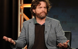 Zach Galifianakis High Definition Wallpapers