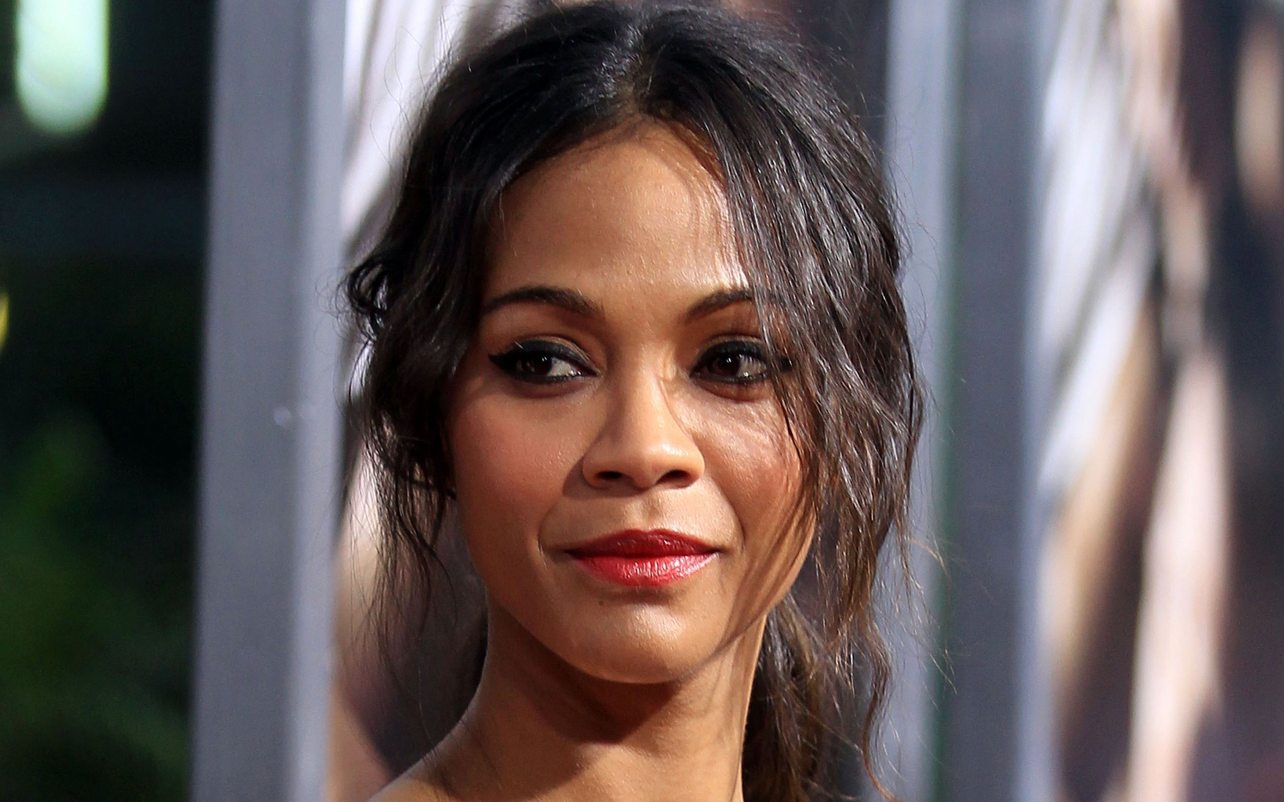 Zoe saldana wallpapers backgrounds - Zoe wallpaper ...
