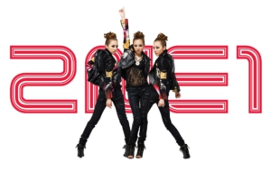2NE1 High Definition Wallpapers