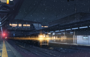 5 Centimeters Per Second Computer Wallpaper