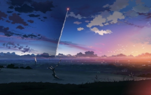 5 Centimeters Per Second Desktop Wallpaper