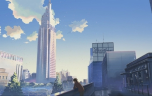 5 Centimeters Per Second HD