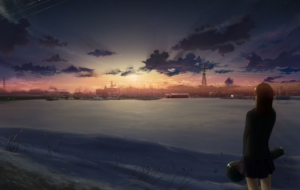 5 Centimeters Per Second HD Desktop