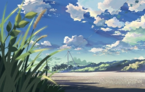 5 Centimeters Per Second HD Wallpaper