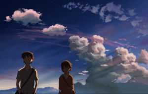 5 Centimeters Per Second High Quality Wallpapers