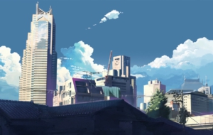 5 Centimeters Per Second Wallpaper For Laptop