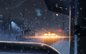 5 Centimeters Per Second Widescreen