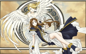 Ah! My Goddess Wallpapers And Backgrounds