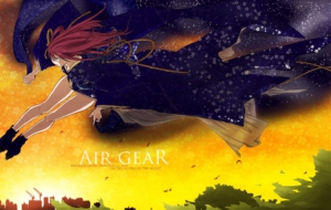Air Gear High Definition Wallpapers