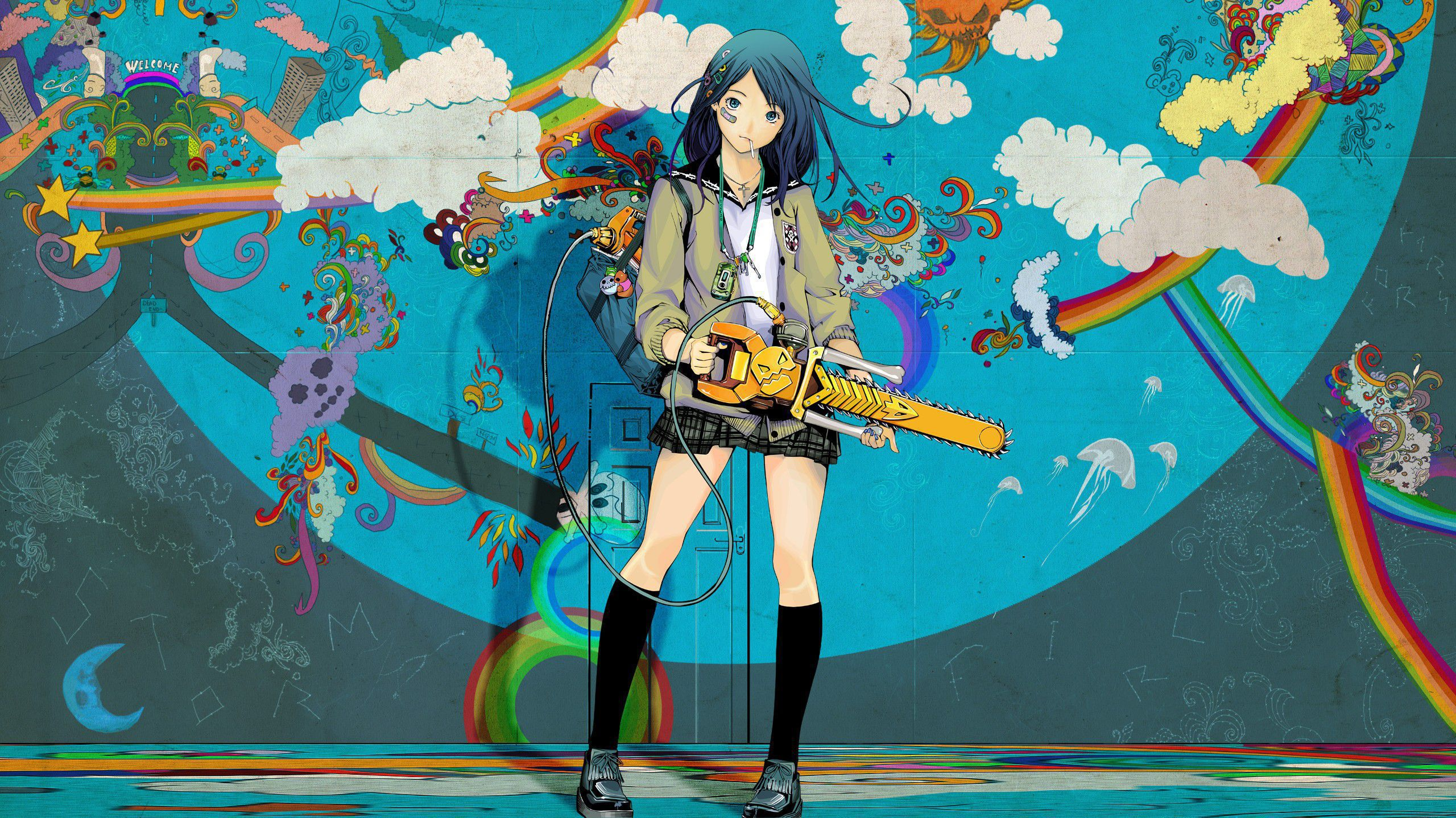 Air gear wallpapers backgrounds - Wallpaper for computer anime ...
